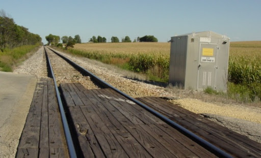 Down The Tracks MISCtrainBaseLineElookingATmr