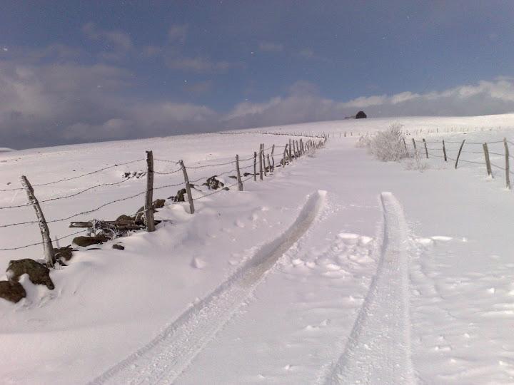 A quelques pas du Col d'Aulac... 22032008128