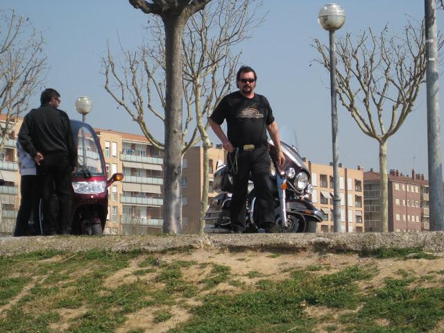 14 marzo 2009. Llotja de vehicles antics i classics. Santa Perpetua de Mogoda 100_6986
