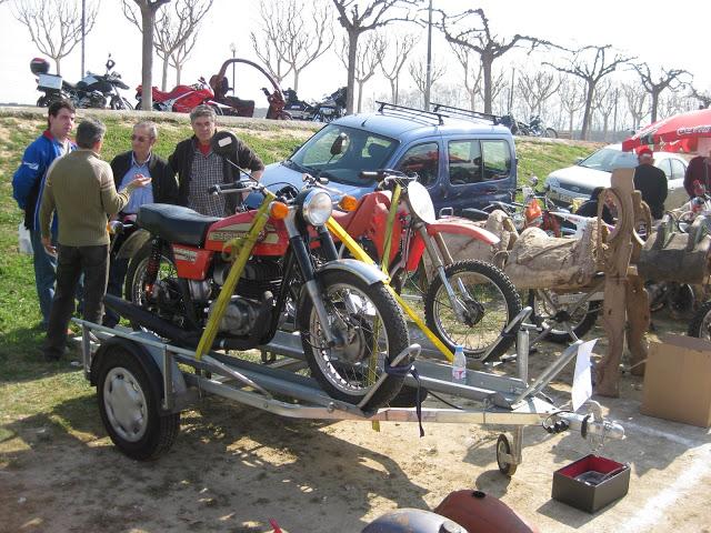 14 marzo 2009. Llotja de vehicles antics i classics. Santa Perpetua de Mogoda 100_6982