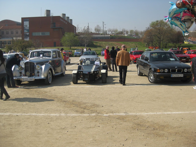 14 marzo 2009. Llotja de vehicles antics i classics. Santa Perpetua de Mogoda 100_7004