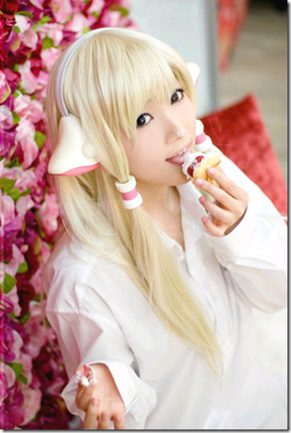 Chobits cosplay Chobits_-_chi_08