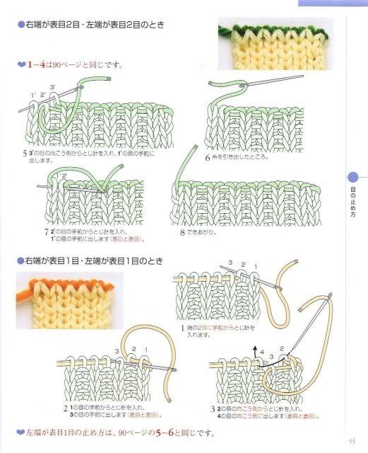 Giáo trình Đan - Knitting (4) 89