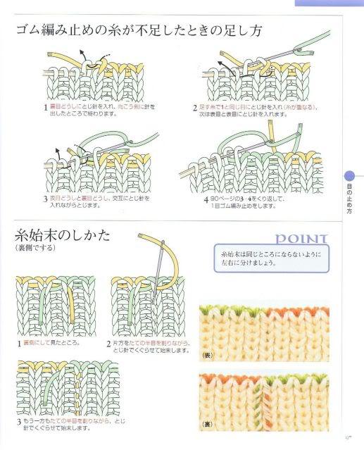 Giáo trình Đan - Knitting (4) 95