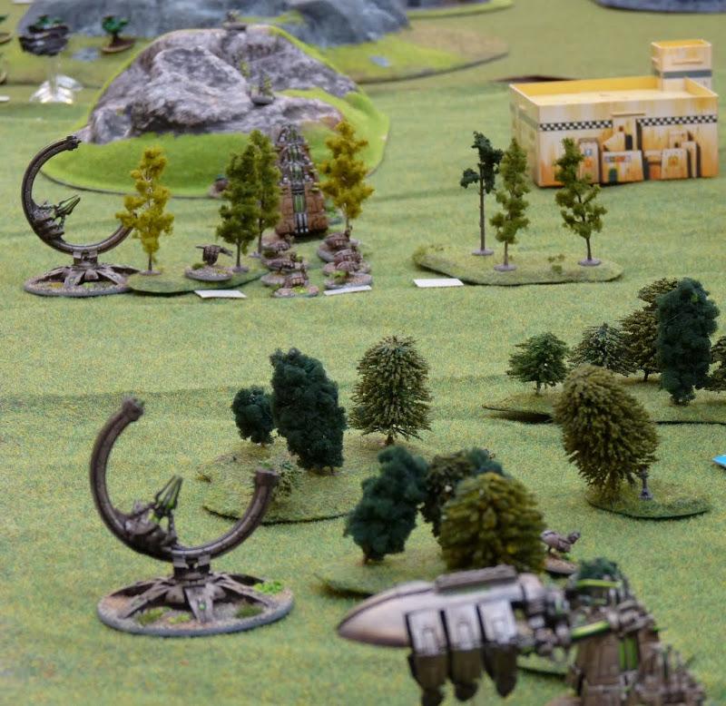 [Tdif 2010] Orks Vs Nécrons 5000 points P1030686