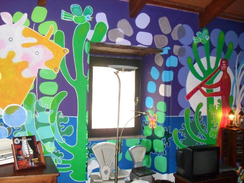 Subida NASCENTE RIO MINHO  Ferias2009 SDC11239
