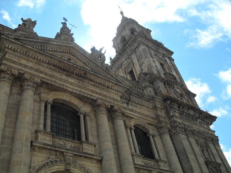 Subida NASCENTE RIO MINHO  Ferias2009 SDC11253