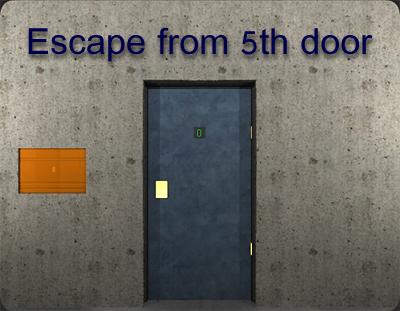 Juegos rarunos... 5thdoor
