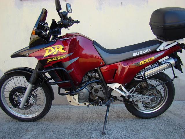 Suzuki DR800S DSC07085