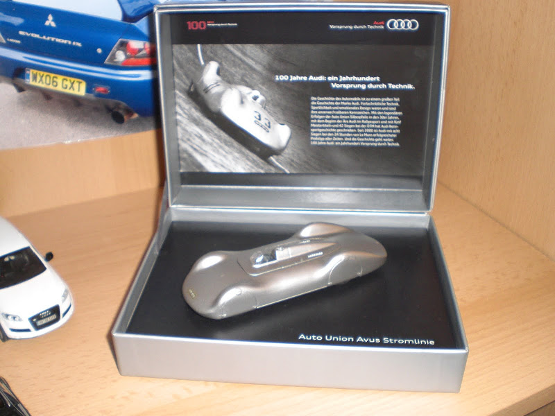 [S] Audi Car models 1:43 CIMG8418