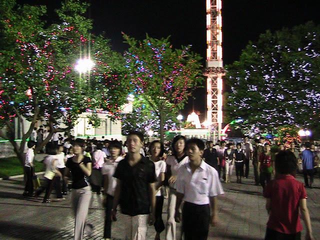 Fotos de las Crónicas de Un Viaje a Corea Parque%20de%20la%20Juventud%20Kaeson%20%287%29