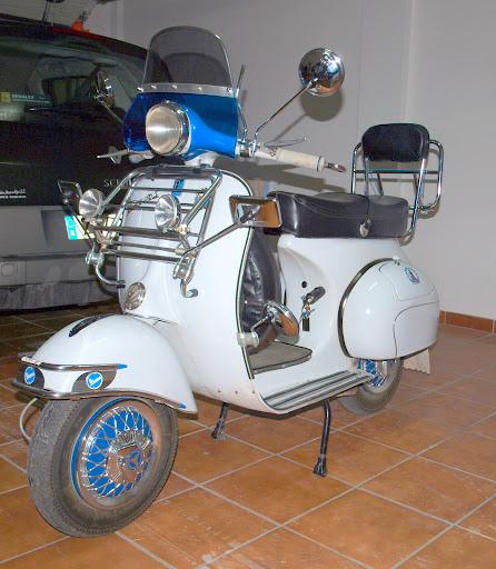 Vespa 150S P2180117