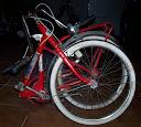 Restaucación de bicicleta BH plegable 20´ 100_2762
