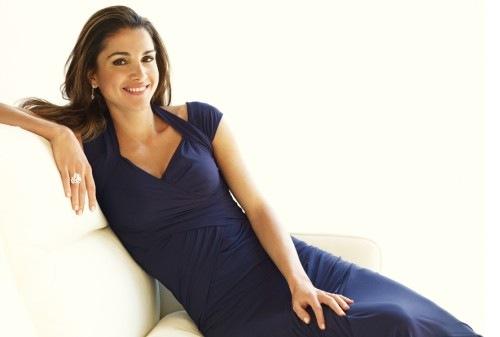 اטּْـاقـﮧ الملكـﮧ« رآانيا » }♥♥ Queen-Rania-of-Jordan-2%5B6%5D