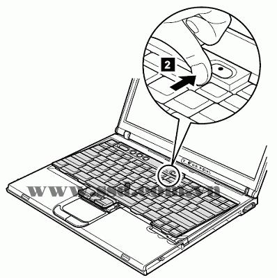 Hướng dẫn tháo lắp LAPTOP IBM™ ThinkPad T IBM12
