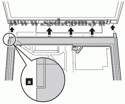 Hướng dẫn tháo lắp LAPTOP IBM™ ThinkPad T IBMp2_13