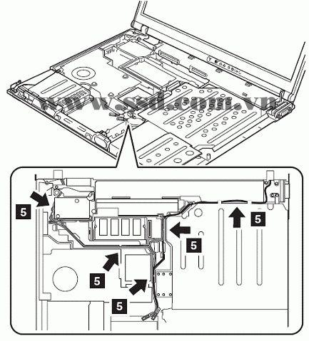 Hướng dẫn tháo lắp LAPTOP IBM™ ThinkPad T IBM4_19.png