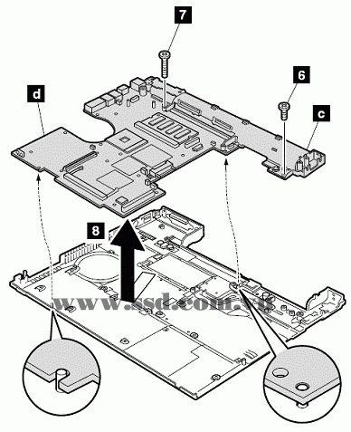 Hướng dẫn tháo lắp LAPTOP IBM™ ThinkPad T IBMp6_5.png