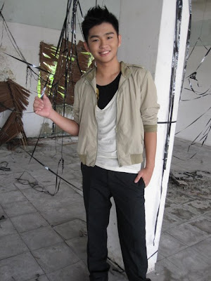 Alvin's pictures during MV shooting IMG_0823