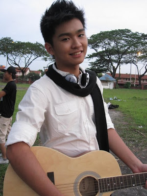 Alvin's pictures during MV shooting IMG_0989