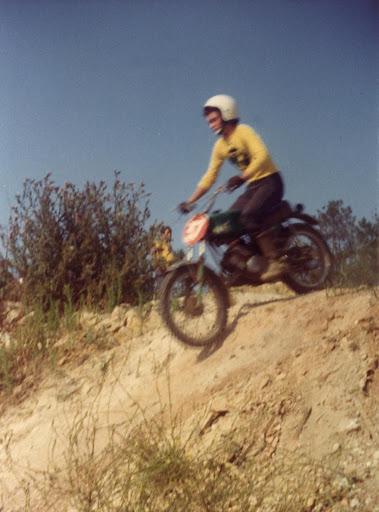 Puch Dakota - En El Circuito De Salinas, Asturias (1974) Imagen%20012