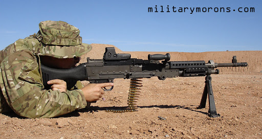"""The Airsoft Automatic Weapons Guide AKA """"The Gunners Bible"""" Vltor51"""