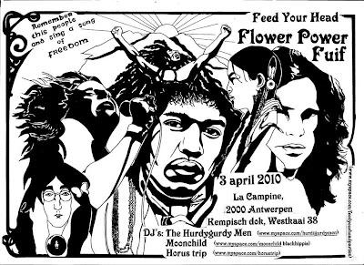 Feed Your Head 5 03/04/2010 @ La Campine, Antwerpen 3april%20001