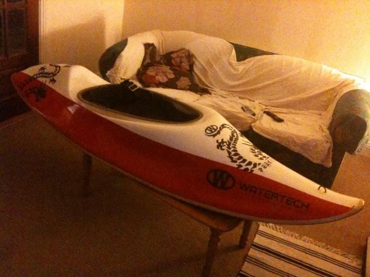 Surf Kayak for Sale Photo