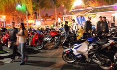 The NIGHTS/DAYS (Bike Nights/Meets)
