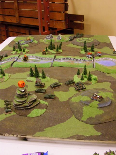 """DEBRIEFING du tournoi """"Flames of War"""" de Cergy les 23/24 Octobre 2010 SNB12426"""