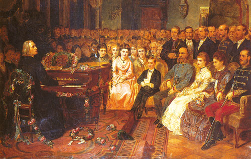 Liszt - Giấc Mộng Tình BSD_liszt_and_emperor