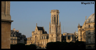 Une semaine printannière à Paris 20.Tour-St-Jacques