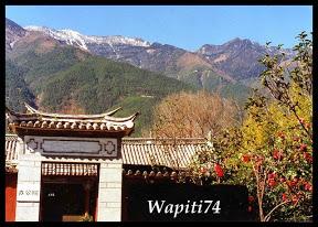 L'empire dans les nuages, Yunnan (Chine) 10%20Dali