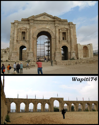 Jordanie : au pays des Nabatéens, des Grecs, des Croisés... et de Dame Nature ! 1-Jerash