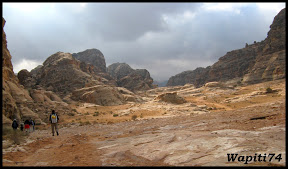 Jordanie : au pays des Nabatéens, des Grecs, des Croisés... et de Dame Nature ! 201%20Petra