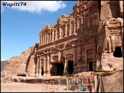 Jordanie : au pays des Nabatéens, des Grecs, des Croisés... et de Dame Nature ! 259%20Petra