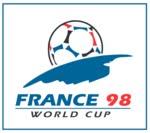 Điểm danh linh vật và biểu trưng của các kỳ World Cup từ năm 1966 150px-1998_Football_World_Cup_logo