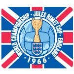 Điểm danh linh vật và biểu trưng của các kỳ World Cup từ năm 1966 WorldCup1966logo