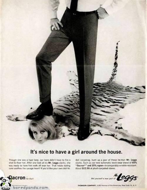 Aquellos anuncios - Página 2 Vintage-Ads-Girl