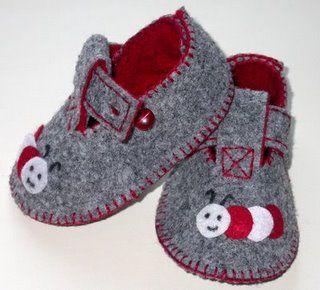 خياطة احذية للاطفال رائعة جدا Sapatinhos%207