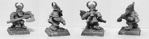 Dwarf Treasure Hunters 16