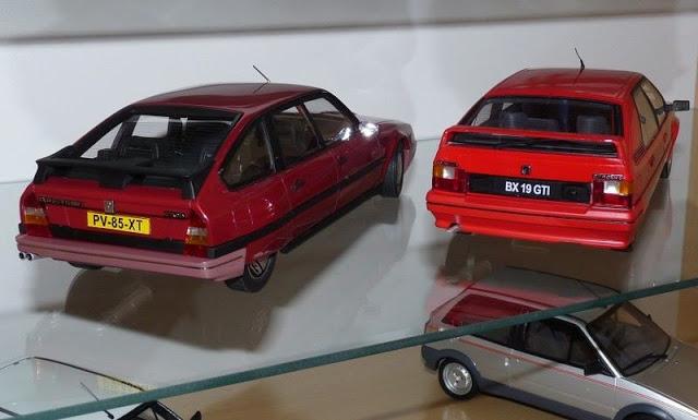 My collection Citroën BX%20CX%203