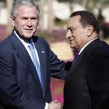 George W.Bush dans son livre «Moubarak m'a vendu Saddam» P101123-08