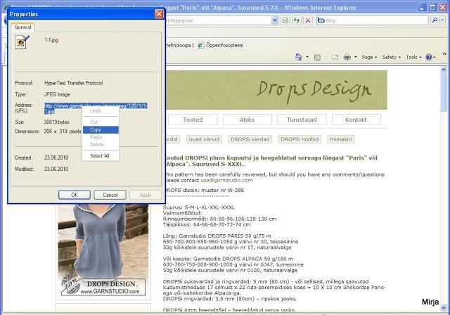 pilti - Kuidas lisada netialbumitest pilte siia foorumi postitusse Ie2