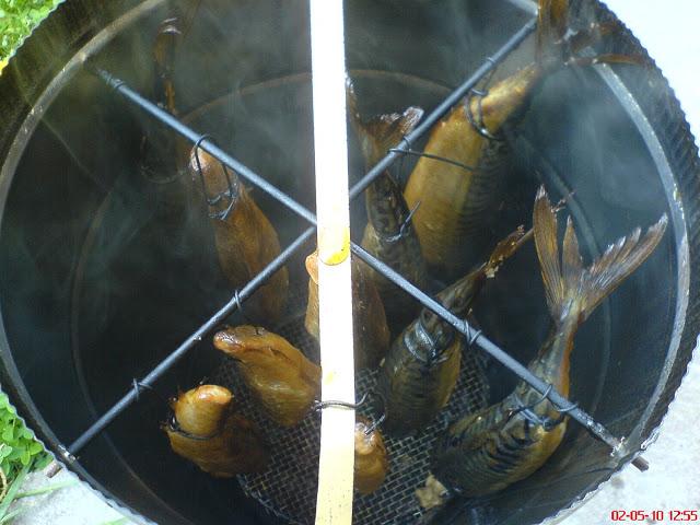 Пушене на риба в домашни условия.. DSC01668