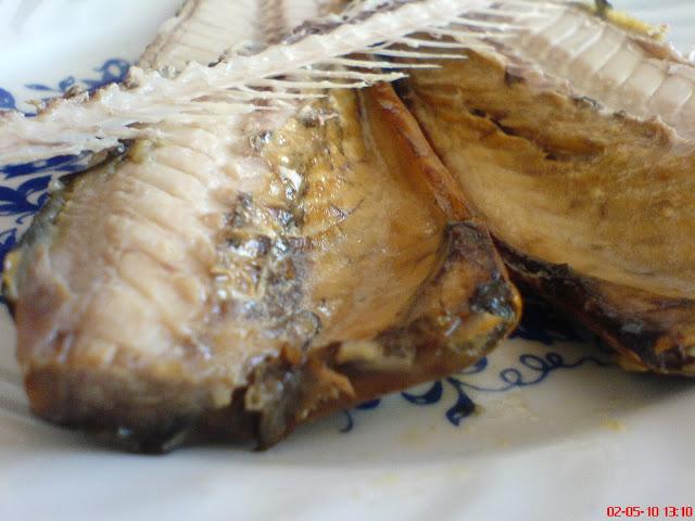 Пушене на риба в домашни условия.. DSC01676
