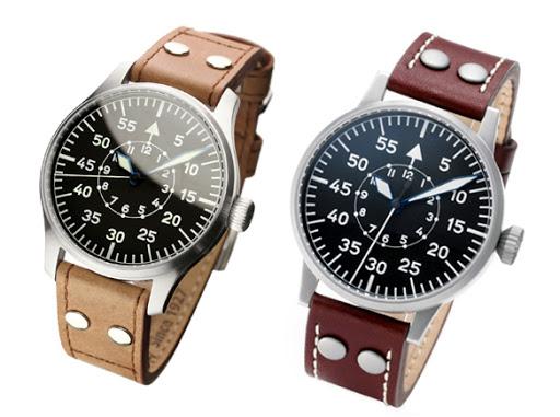 Les Dienstuhren, ou montres de service SL2