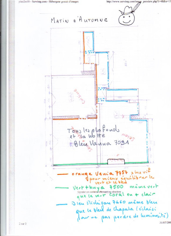 mon salon / salle a manger besoin conseil couleur / agenceme - Page 3 Image