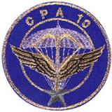 Commando Parachutiste de l'Air n° 10 - CPA 10 LeCPA10AuSalonDuBourget2009