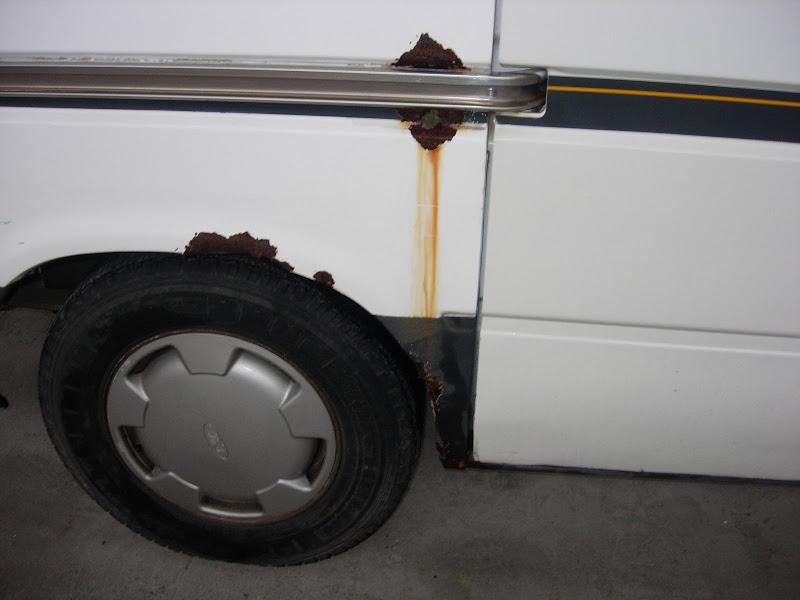 [Mk3]Résto Ford transit nugget WESTFALIA DSCN6787